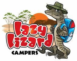 Lazy Lizard Logo